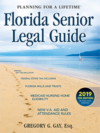 Florida Senior Legal Guide 13th Edition